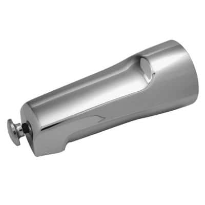 Mixet 6-1/2 in. Diverter Tub Spout in Chrome
