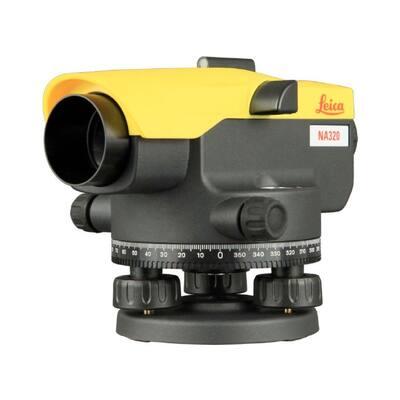 NA320 360 Degree 10 in. Optical Level