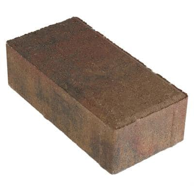 8 in. L x 4 in. W x 2.25 in. H 60 mm Rio Blend Concrete Holland Pavers Pallet (540-Piece/120 sq. ft./Pallet)
