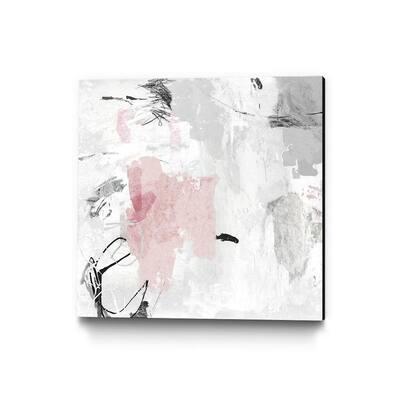 """20 in. x 20 in. """"Gray Pink II"""" by PI Studio Wall Art"""