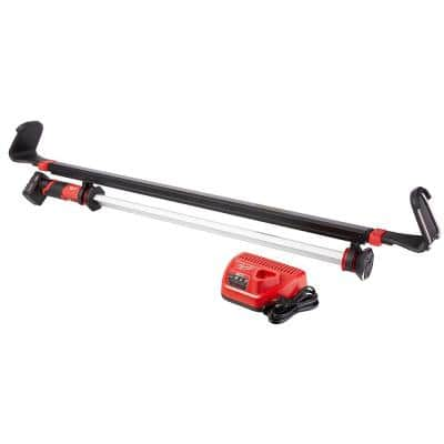 M12 12-Volt Lithium-Ion Cordless LED Underhood Light with One 4.0 Ah Battery and Charger