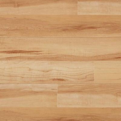 Santa Fe Maple 7.5 in. L x 47.6 in. W Luxury Vinyl Plank Flooring (24.74 sq. ft. / case)