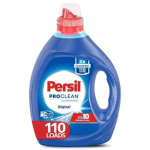 82.5 oz. Original Scent Liquid Laundry Detergent