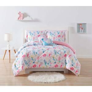 Kids Mermaids Full/Queen Comforter Set