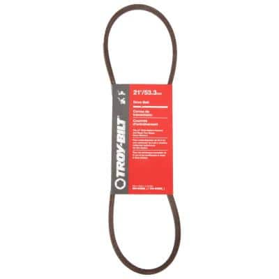 Original Equipment Drive Belt for Select 21 in. Self Propelled Mowers and Select Snow Throwers OE# 954-04260