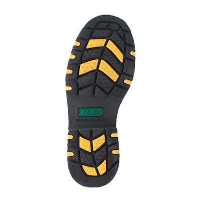 Men's Tumbled Waterproof 6'' Work Boots - Steel Toe