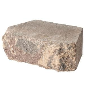 6.75 in. L x 11.63 in. W x 4 in. H Sierra Blend Retaining Wall Block (144 Pieces/ 46.6 Sq. ft./ Pallet)