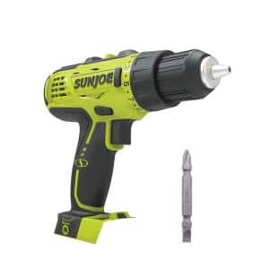 24-Volt Lithium-iON Cordless 0.5 in. Drill/Driver (Tool-Only)