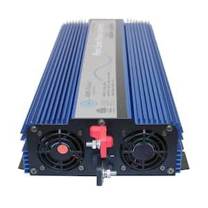 2,000 Pure Sine Inverter 12-Volt DC to 120-Volt AC ETL Listed to UL 458