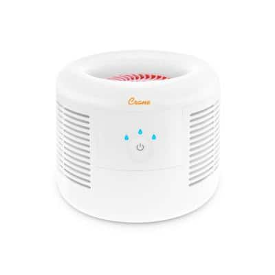 HEPA Air Purifier with 3 Speed Settings for Small to Medium Rooms up to 300 sq. ft.