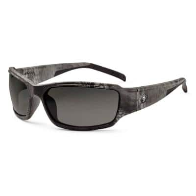 Skullerz Thor Kryptek Typhon Polarized Safety Glasses, Tinted Lens - ANSI Certified