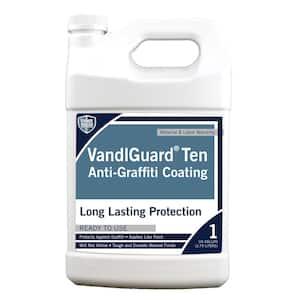 VandlSystem 1 gal. VandlGuard Ten Non-Sacrificial Anti-Graffiti Coating