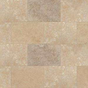 Mediterranean Walnut 16 in. x 24 in. Tan Travertine Paver Tile (15 Pieces/40.05 Sq. Ft./Pallet)