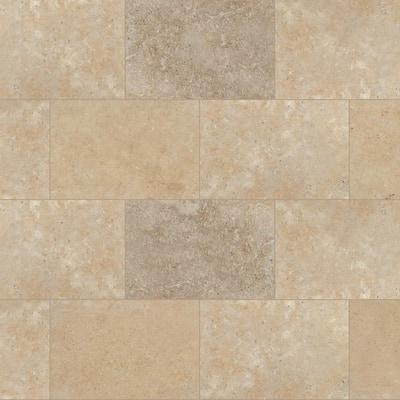 16 in. x 24 in. Mediterranean Walnut Tan Travertine Paver Tile (15-Pieces/40.05 sq. ft./Pallet)