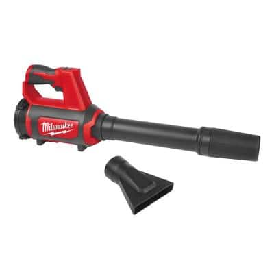 M12 12-Volt Lithium-Ion Cordless Compact Spot Blower (Tool-Only)