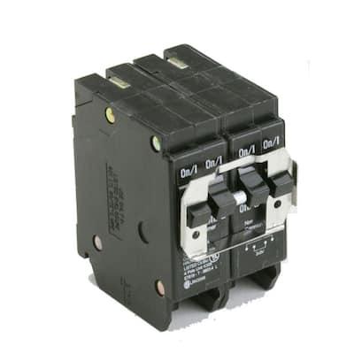 BR 2-15 Amp 2 Pole BQ (Common Trip) Quad Circuit Breaker