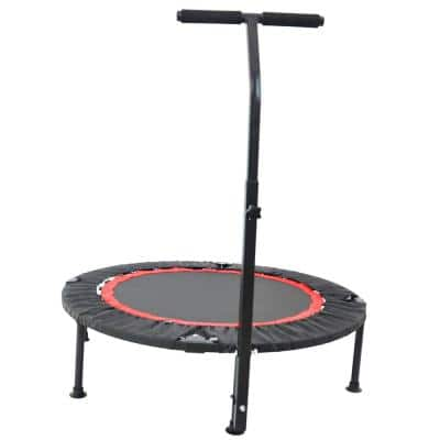 Belle Mini Exercise Trampoline for Adults or Kids