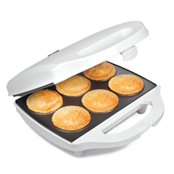 Mini Pie Maker Quichen Maker anti-adhérent enduit plaque pour mini gâteaux