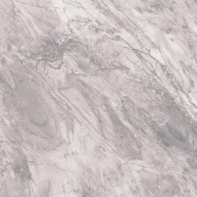 5 ft. x 12 ft. Laminate Sheet in Brazilian Grey Premium Textured Gloss Finish
