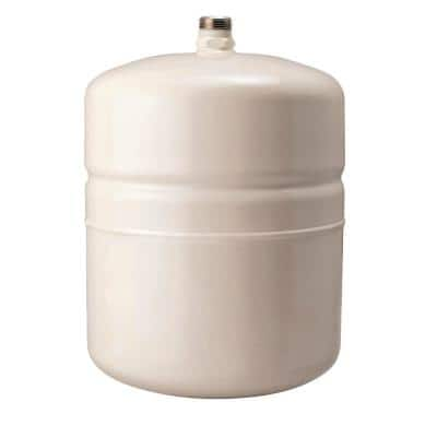 8.5 in. W x 11.5 in. D x 8.5 in. H Pre-Pressurized Steel Water Expansion Tank