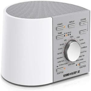 Adaptive Sound Technologies SE Special Edition High Fidelity Machine Real Non-Looping Nature, Fan Sounds