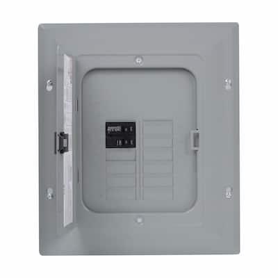 BR 100 Amp 20-Circuit Indoor Main Breaker Plug-On Neutral Load Center