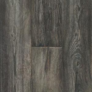 Badlands Oak 7 mm T x 6.5 in. W x Varying Length Waterproof Engineered Click Hardwood Flooring (19.5 sq. ft./case)