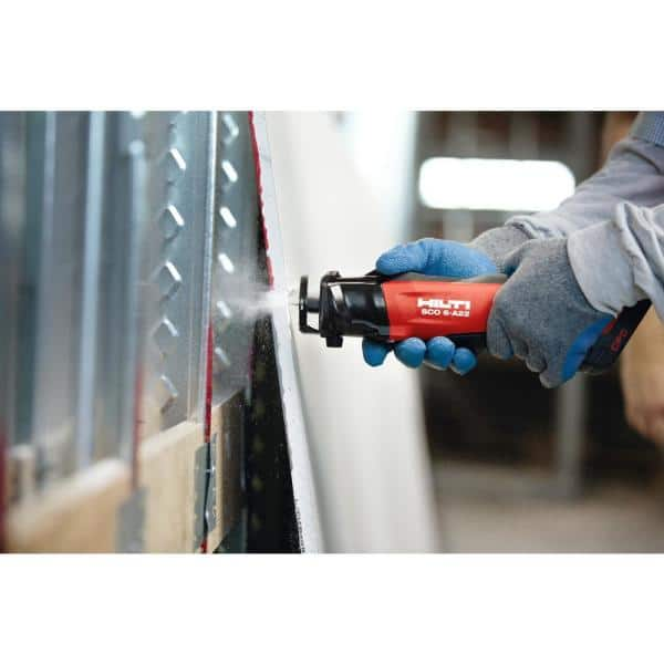 Hilti 22 Volt Lithium Ion Cordless Brushless Sco 6 Cut Out Tool Body 3554765 The Home Depot
