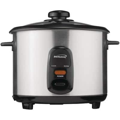 5-Cup Silver Rice Cooker