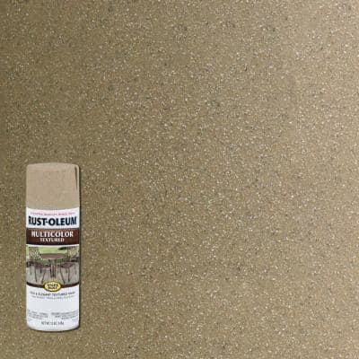 12 oz. MultiColor Textured Desert Bisque Protective Spray Paint (6-Pack)