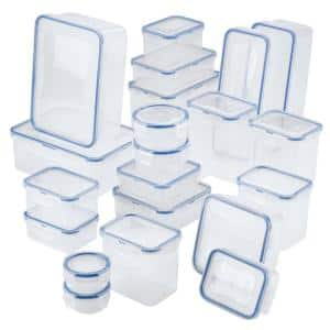 Easy Essentials 42-Piece Assorted Food Storage Container Set