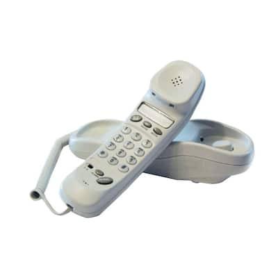 Trendline Corded Telephone - Frost