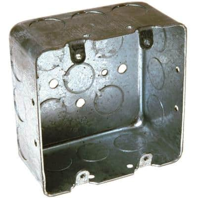 2-Device Drawn Switch Electrical Box