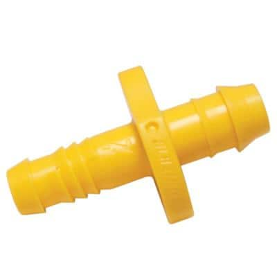 Fast Fittings Spiral Barb x 17 mm Drip Coupling (25-Pack)