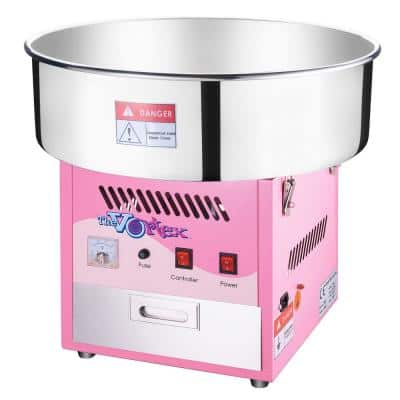 Vortex Commercial Pink Cotton Candy Machine