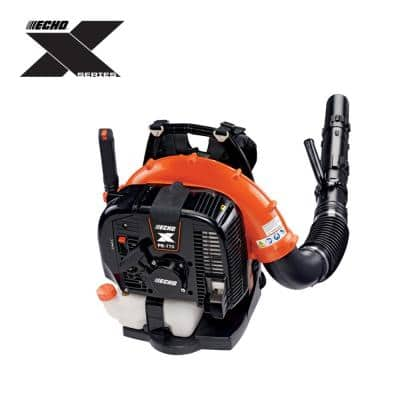 234 MPH 756 CFM 63.3 cc Gas 2-Stroke Cycle Backpack Leaf Blower with Hip Throttle