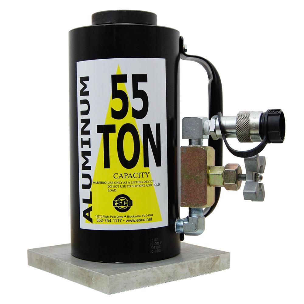 55-Ton Hydraulic Cylinder Jack