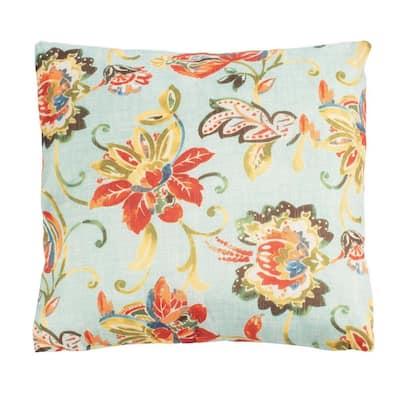 Gia Multi-Square Outdoor Throw Pillow