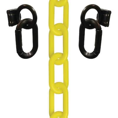 10 ft. Magnet Ring/Carabiner Kit Plastic Chain