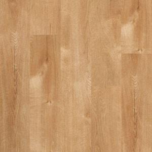 New Bay 6 in. W Beach Adhesive Luxury Vinyl Plank Flooring (53.93 sq. ft./case)