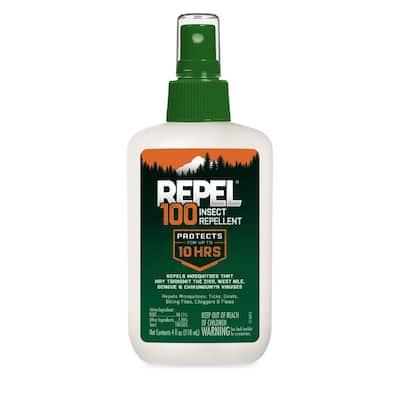 4 fl. oz. 100 Insect Repellent Pump Spray