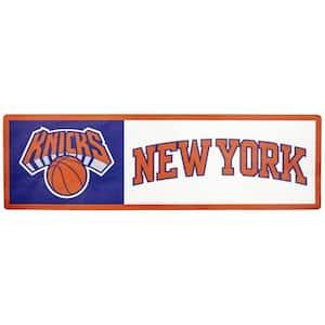 NBA New York Knicks Outdoor Step Graphic