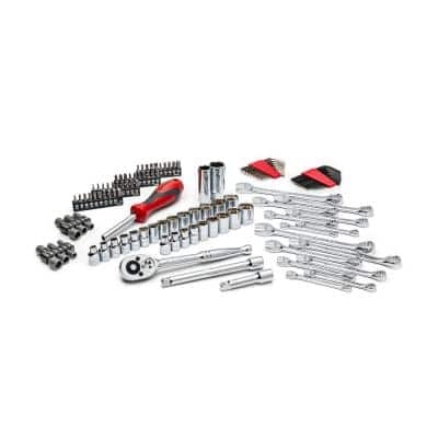 3/8 in. Drive Mechanics Tool Set (128-Piece)