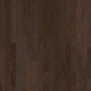 Bradford Oak 3-1/4 in. W Nutmeg Engineered Hardwood Flooring (23.76 sq. ft./case)