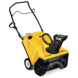 1X 21 in. 179 cc Single-Stage Electric Start Gas Snow Blower