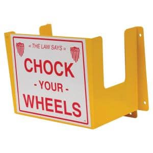 Wheel Chock Holder