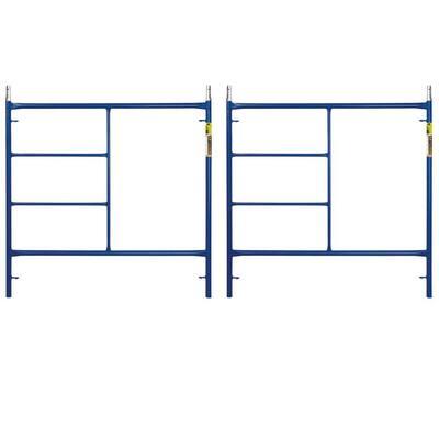 Saferstack 5 ft. x 5 ft. Mason Scaffold Frame (2-Pack)