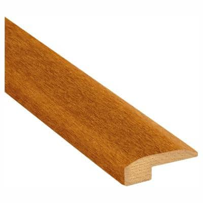 Natural Hickory 5/8 in. Thick x 2 in. Wide x 78 in. Length Solid Hardwood Threshold