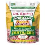 1 lb. 13 sq. ft. Organic Acid Lovers Azalea Camellia Rhododendron and Maple Dry Fertilizer