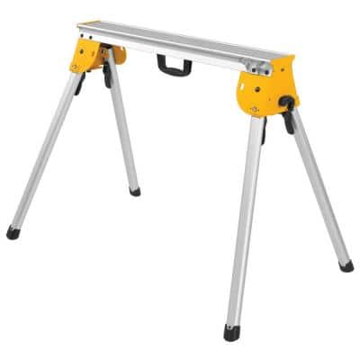 15.4 lbs. Heavy Duty Work Stand with 1000 lbs. Capacity
